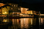 Perast by night, Bouches de Kotor